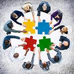 team building jigsaw